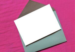 転職就活での封筒の書き方、色の選び方を理解。