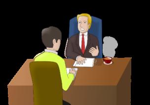就活転職での短所に関する面接質問対策について紹介します。