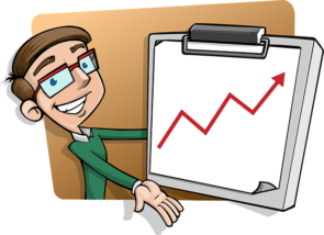 Webサイトを用いたサラリーマンの給与や平均年収の調べ方を解説。