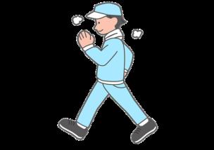 健康に働き続けるための毎日ウォーキングの効果について説明します。