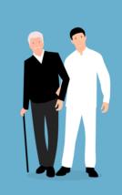 医療福祉職の報酬とは。介護報酬の決まり方や令和3年改定を解説。